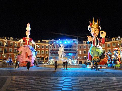 Carnaval Nice Massena