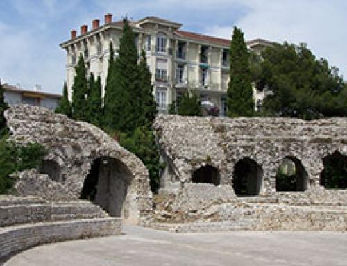 Les vestiges romains de Nice à Cimiez (arène, thermes et musée)