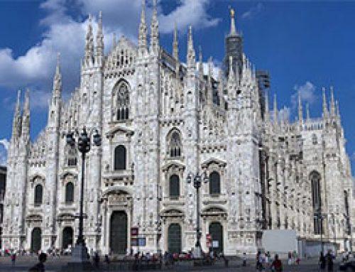 Aller à Milan en voiture avec chauffeur ou taxi VTC