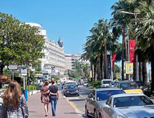 VTC à Cannes, réservez votre chauffeur en toute simplicité