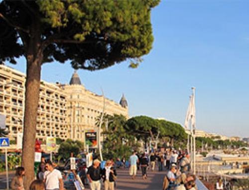 Transport de l'aéroport de Nice vers Cannes en VTC