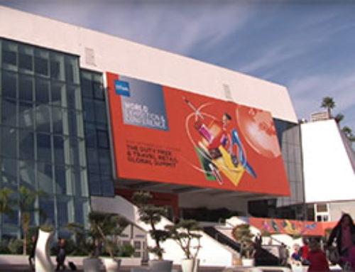 TFWA de Cannes, le salon sur le Duty Free